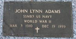 John Lynn Adams
