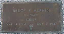 Bruce Elmer Alphin