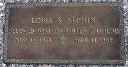 Edna Mae <i>Smith</i> Alphin