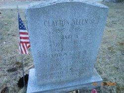 Clayton Allen, Sr