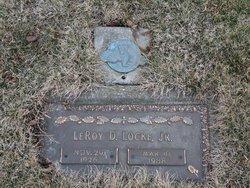 LeRoy Dyer Locke, Jr