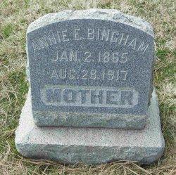 Angelina Emily Annie <i>Shurtliff</i> Bingham