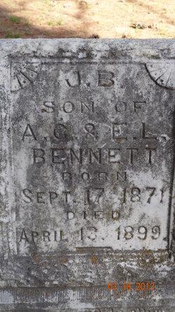 J. B. Bennett