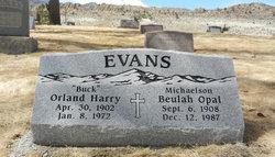 Beulah O. Evans
