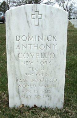 Dominick Anthony Covello
