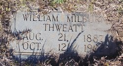 William Milburn Thweatt