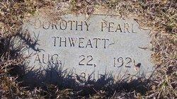 Dorothy Pearl Thweatt