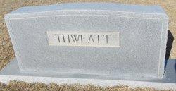 Robert Earnest Thweatt