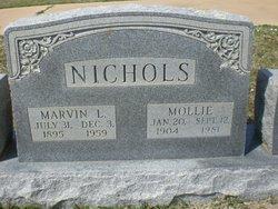 Marvin L Nichols