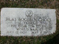 Silas Bogle Nichols