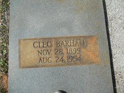 Cleo Barham