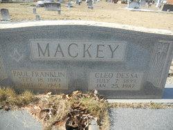 Paul Franklin Mackey