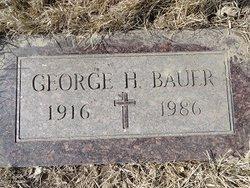 George Howard Bauer