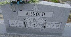 Olene <i>Sasser</i> Arnold