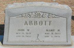 John Wesley Abbott
