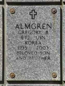 Gregory Bernhard Almgren