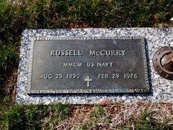 Ira Russell Mack McCurry
