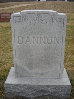 Mary Melinda Mollie <i>Lane</i> Bannon