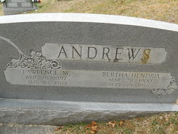 Lawrence M. Andrews