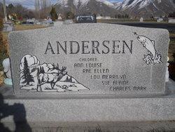 Carma Lou <i>Whiting</i> Andersen