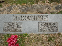 Paul M. Browning