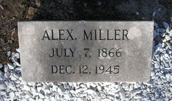 Alexander Miller