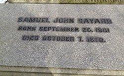 Samuel John Bayard