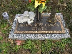 Sharon Ruth <i>Mitchell</i> Hasara