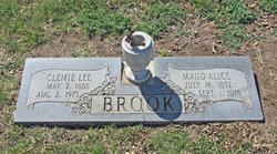 Clemie Lee Brook, Sr