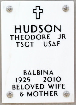Balbina Hudson