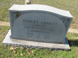 Robert Emmett Carrington