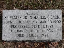 Rev Fr Sylvester John Maher