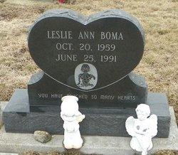 Leslie Ann <i>Hoover</i> Boma