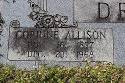 Corinne Zade <i>Allison</i> Drew