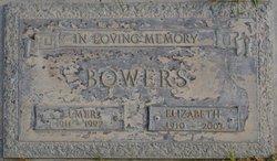 Elizabet <i>Hamilton</i> Bowers