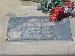 Ashly A Albertson
