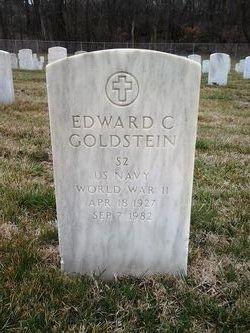 Edward C Goldstein