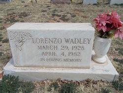 Lorenzo Wadley