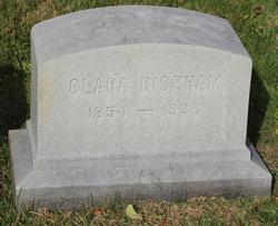 Clara Bispham