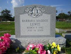 Barbara Maddox Lewis