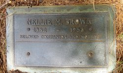Nellie Mary <i>Taylor</i> Brown