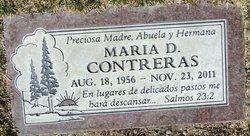 Maria D Contreras