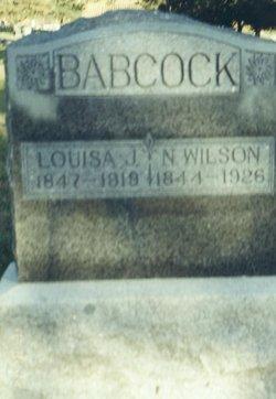 Deacon Nicander Wilson Babcock