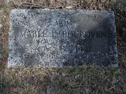 Mable L <i>Johnson</i> Bockoven