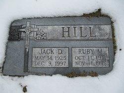 Jack Demsey Hill