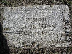 Verner Halliburton