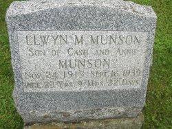 Elwyn M. Munson