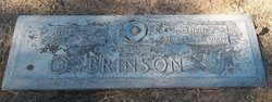 Burnice <i>Townson</i> Brinson