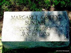 Margaret <i>Griffy</i> Buntain