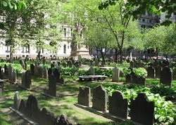 Trinity Church Cemetery and Mausoleum